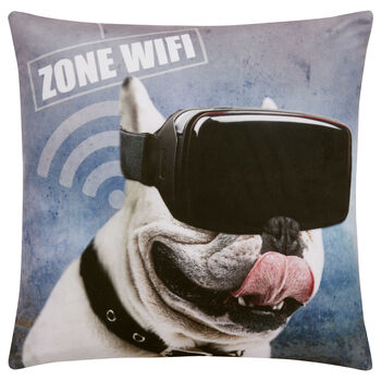 "Zone Decorative Pillow 18"" X 18"""