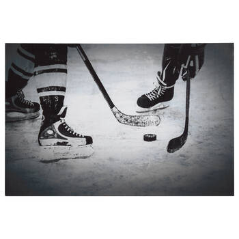 Tableau imprimé Hockey
