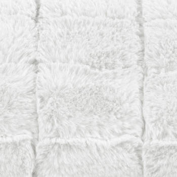 "Lali Faux Fur Throw 50"" X 60"""