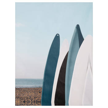 Surfboards Printed Canvas