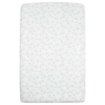 Fitted Crib Sheet with Koalas