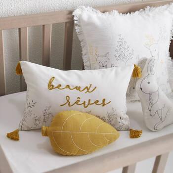 """Beaux Rêves Decorative Pillow 16"""" x 10"""""""