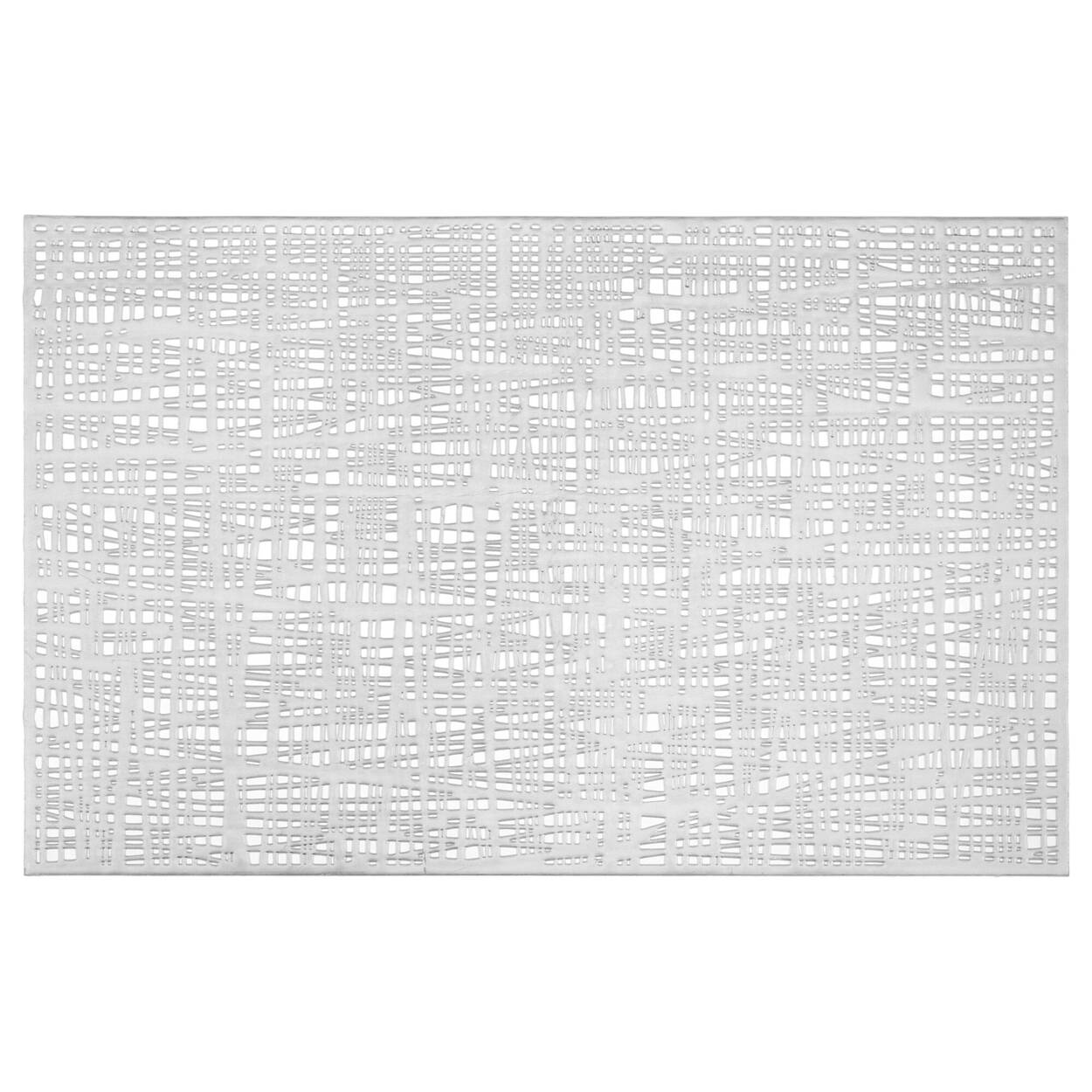 Cut-Out PVC Placemat