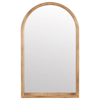 Arched Barn Wood Mirror