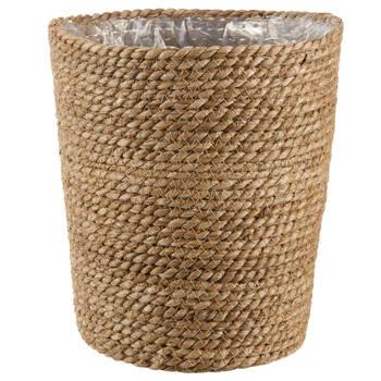 Corbeille en fibre naturelle