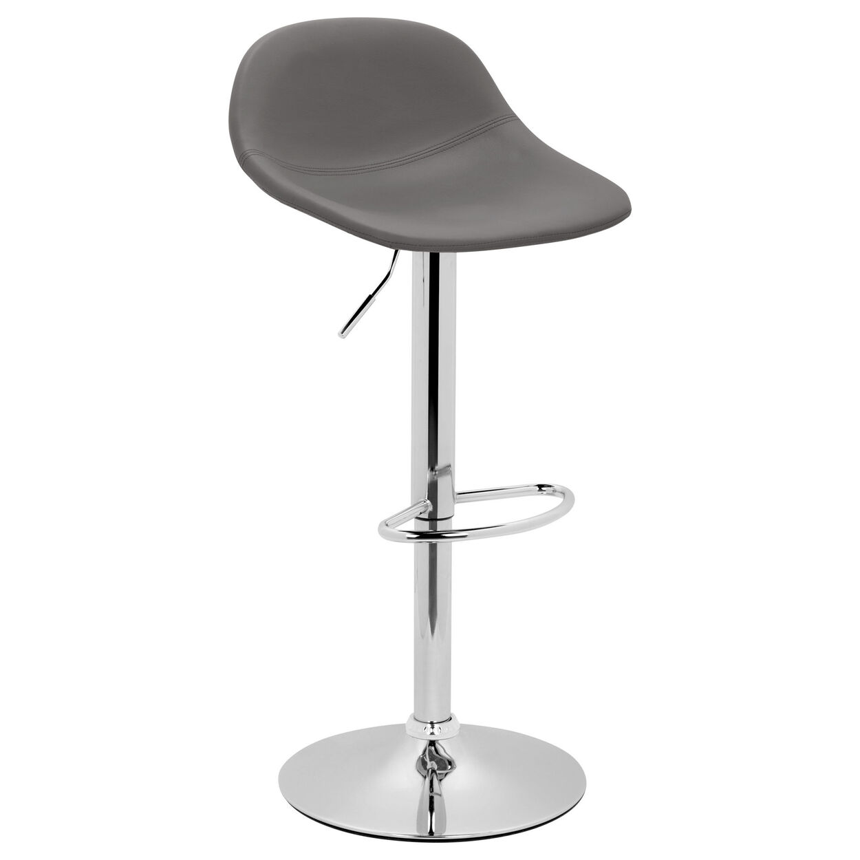 leather bar stools with arms. Faux Leather \u0026 Metal Adjustable Bar Stool Stools With Arms L