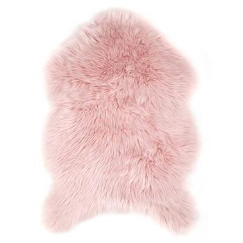 Faux Fur Animal Shaped Rug