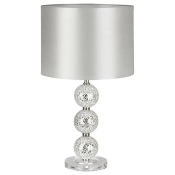 Mosaic Sphere Table Lamp