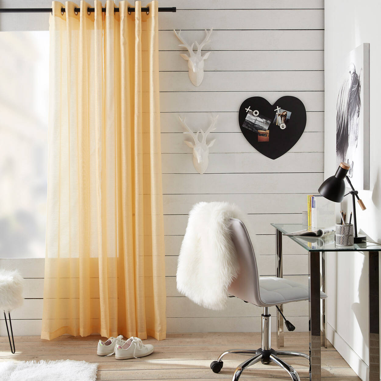 Kacha Sheer Curtain