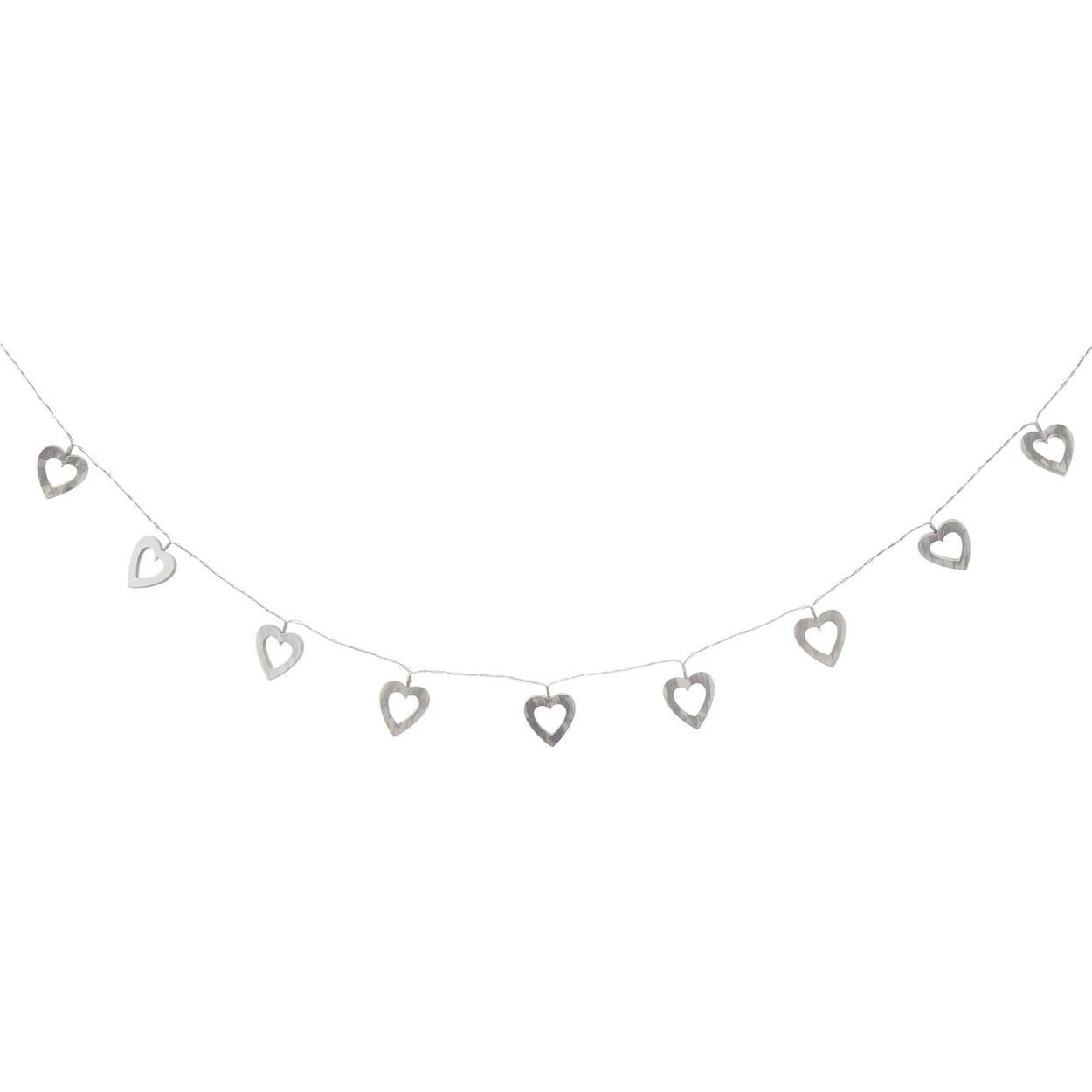 Heart String Lights