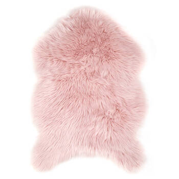 Faux Fur Animal Shaped Rug