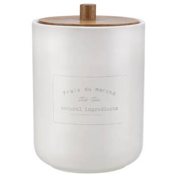 Pot à thé hermétique en céramique