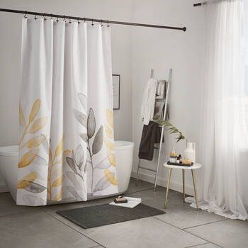 Botanical Shower Curtain