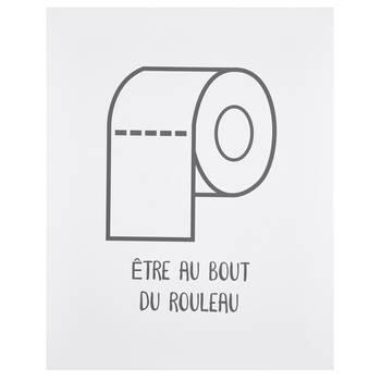Rouleau Framed Art