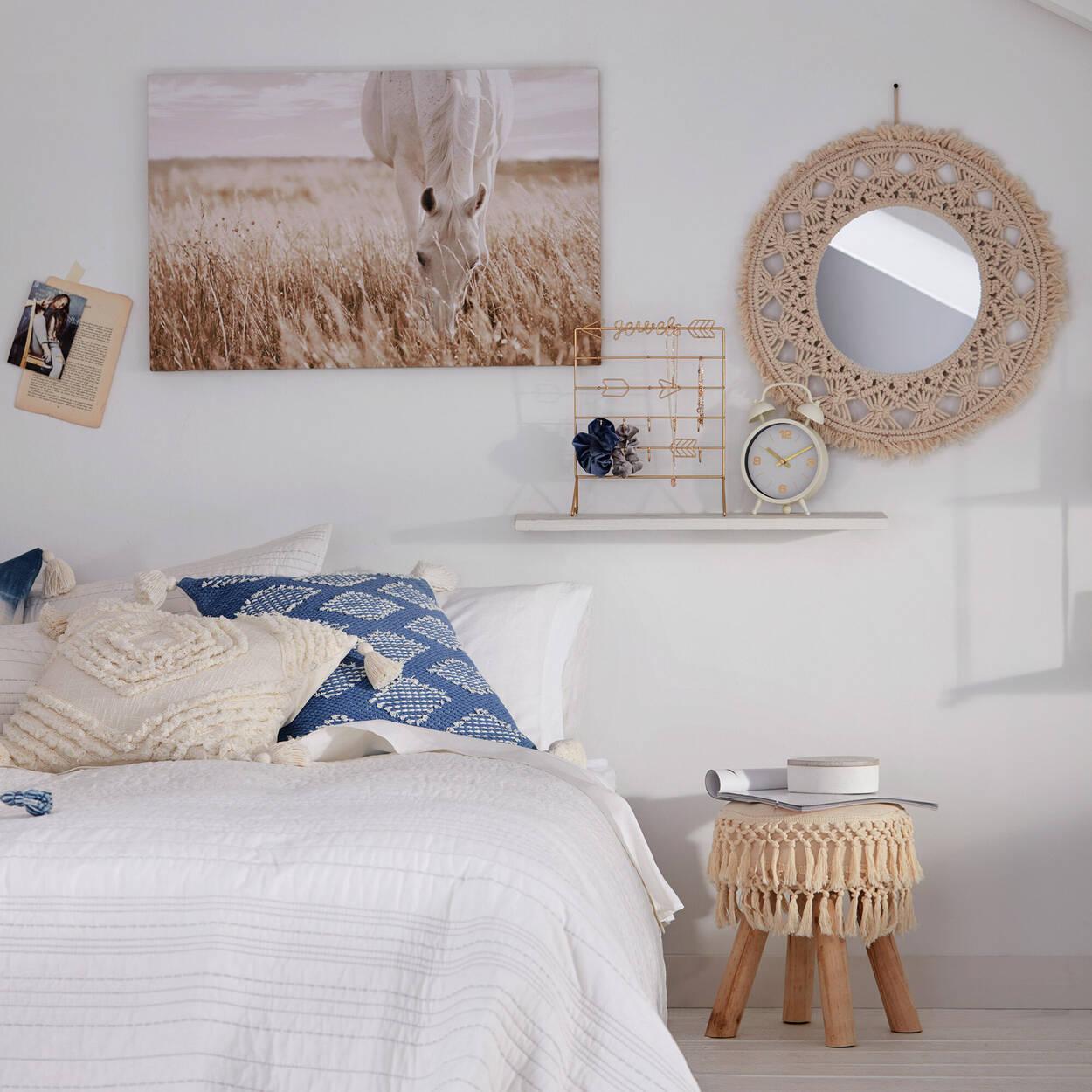 "Sandy Decorative Pillow 19"" x 19"""