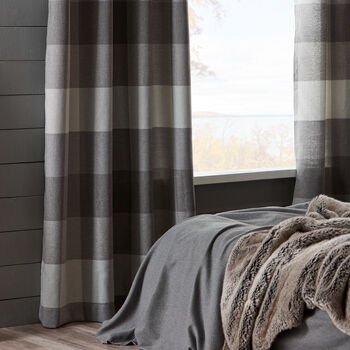 Waldorf Plaid Curtain