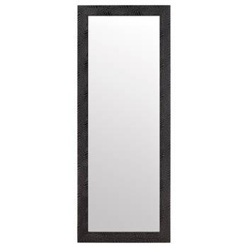Textured Frame Mirror