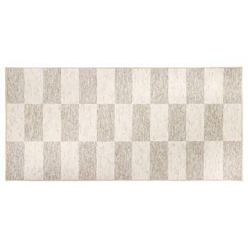 Jaco Natural Look Checkered Rug