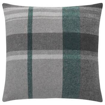 """Arthur Plaid Decorative Pillow 19"""" X 19"""""""