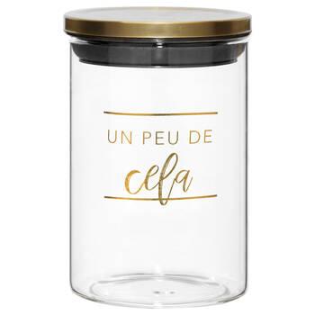 Airtight Cela Glass Jar