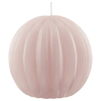 Carved Ball Candle