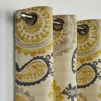Adnan Panel Curtain