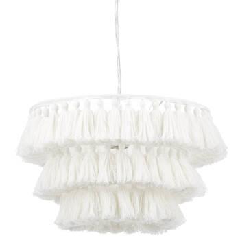 Tassel Boho Ceiling Lamp Shade