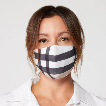 Masque réutilisable + ajustable