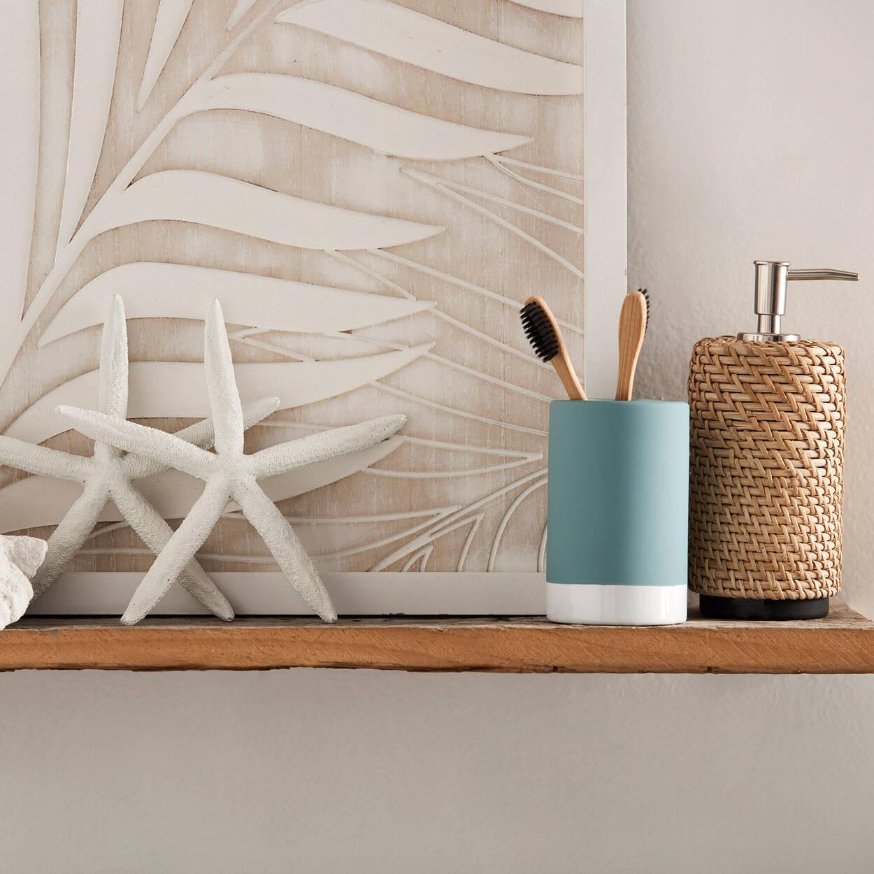 Set of 3 Decorative Resin Starfish