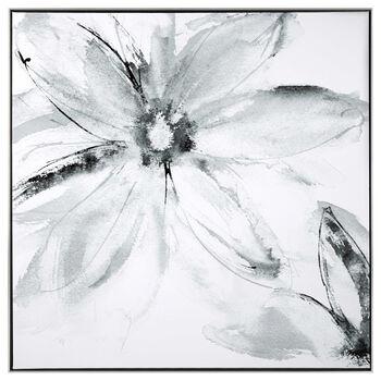 Cadre fleur de clématite II