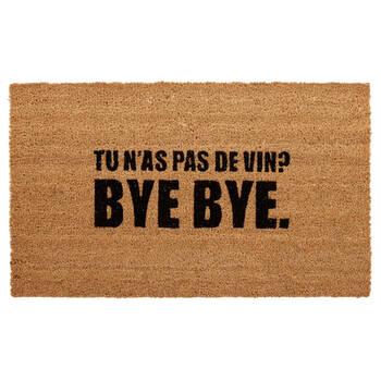 Paillasson Bye Bye