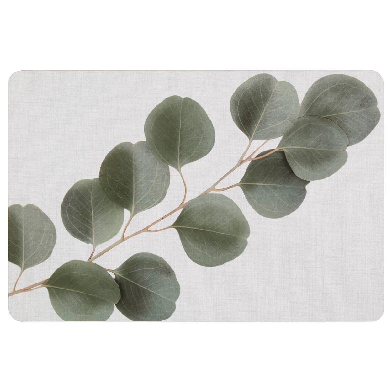 Napperon eucalyptus en bois