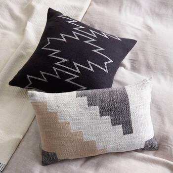 "Paule Decorative Lumbar Pillow 13"" x 20"""