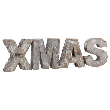 Decorative Word Xmas