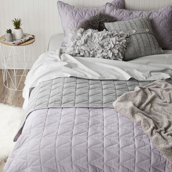 Eiza Collection - Coverlet Set