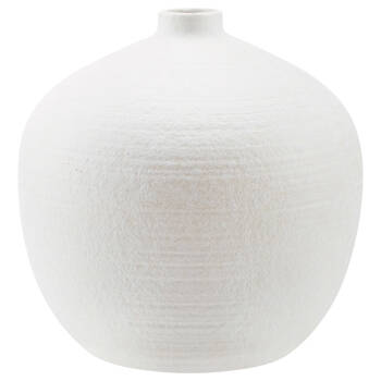 Round Ceramic Table Vase