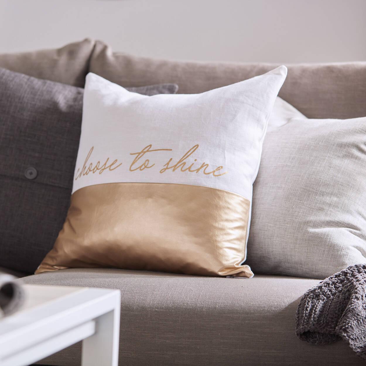 "Doreen Decorative Pillow 19"" X 19"""