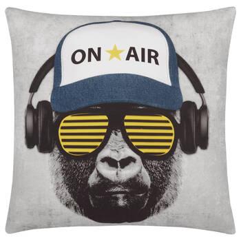 "Gorilla Decorative Pillow 18"" X 18"""