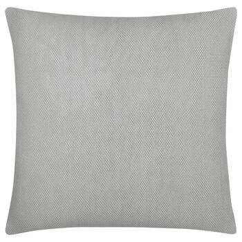 "Lorna Embroidered Decorative Pillow 19"" X 19"""