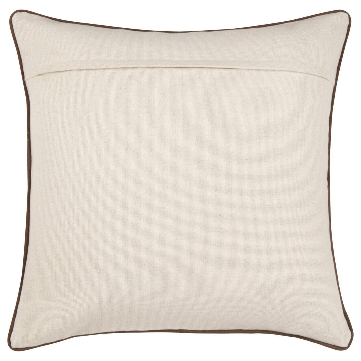 """Doux Moments Decorative Pillow 19"""" x 19"""""""