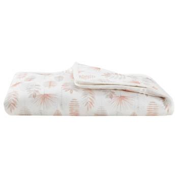 "Nida Pressed Flowers Comforter 36"" X 45"""