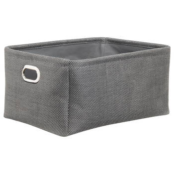 Storage Basket with Metal Handles