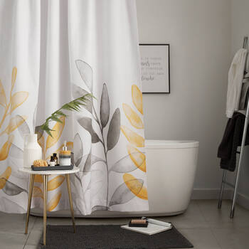 Botanical Shower Curtain