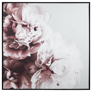 Chic Blooms Framed Art