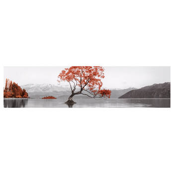 Wanaka Lake Printed Canvas
