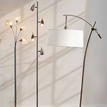 Pivoting Floor Lamp