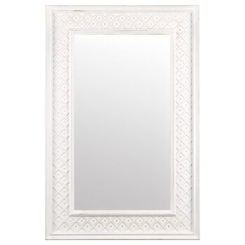 Lattice Frame Mirror