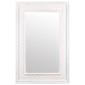Lattice Frame Mirror