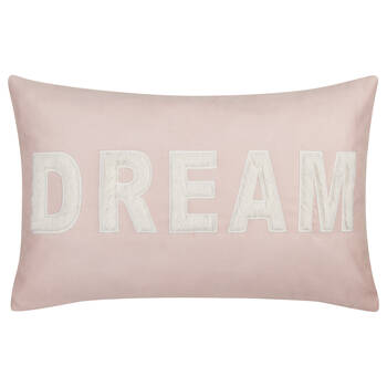 "Dream Decorative Lumbar Pillow 13"" X 20"""