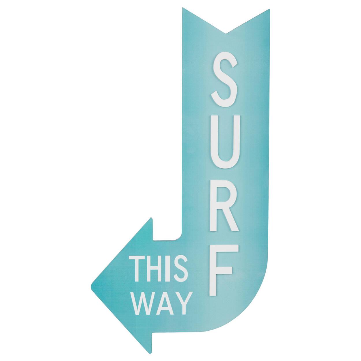 Art mural Surf